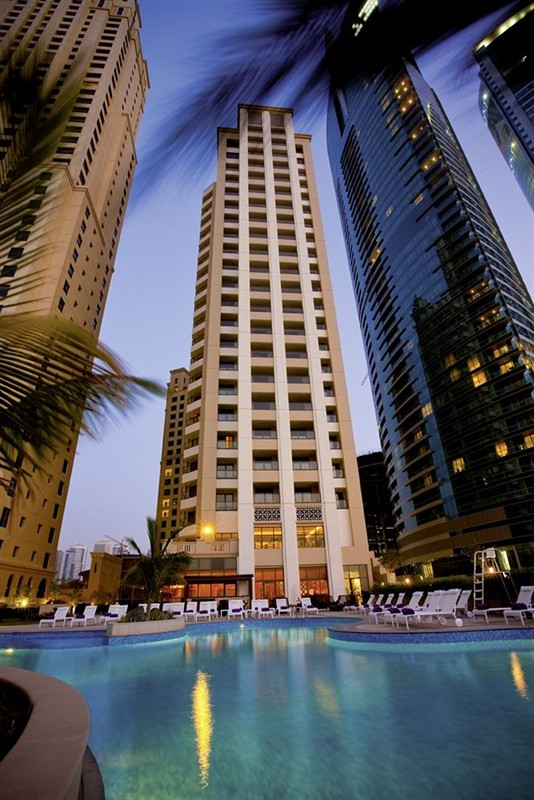 Movenpick Hotel At The Walk Jumeirah Beach Dubai Beach