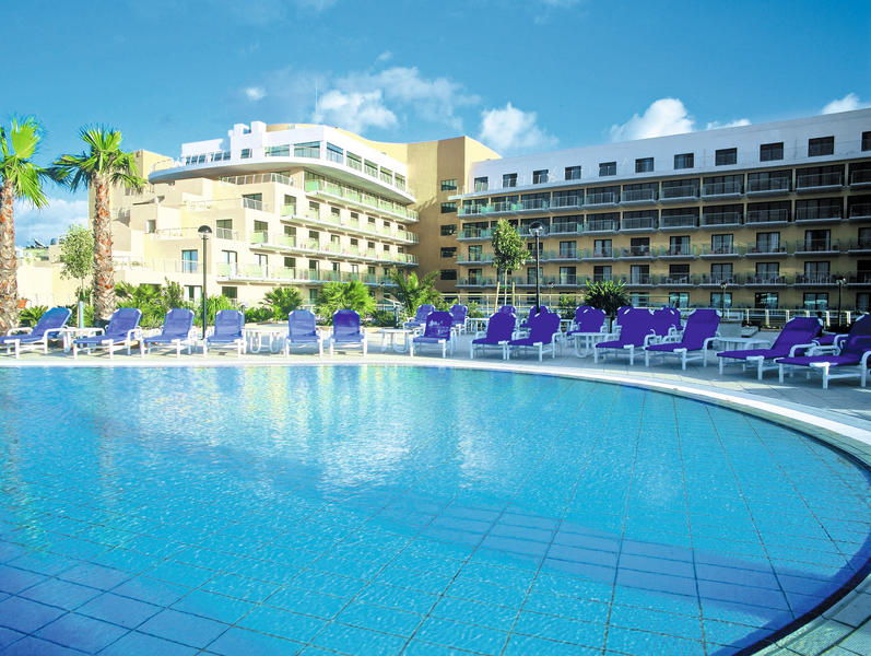 hotel intercontinental malta - st julians